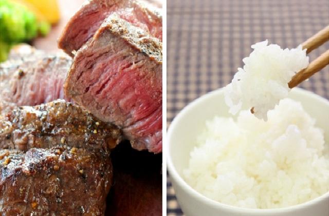 """結局、お肉とお米は体に """"良い"""" のか """"悪い"""" のかどっち?"""